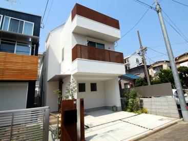 分譲住宅 新築事例
